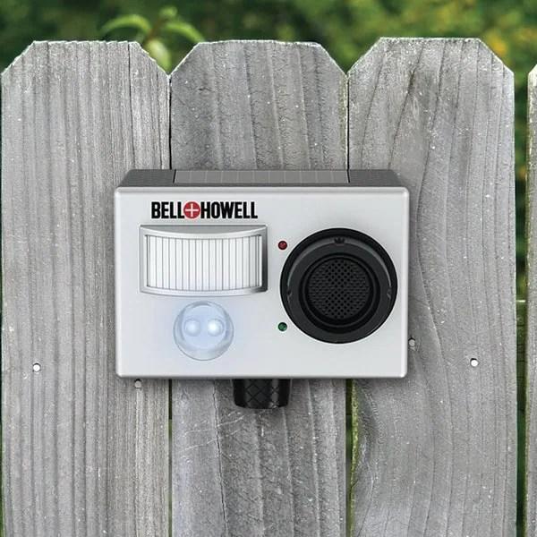 Bell Howell Animal Repeller Review