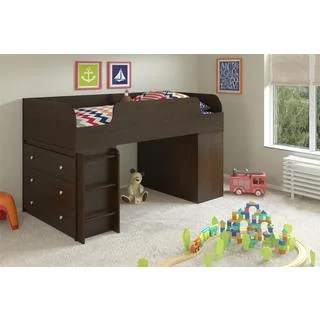 Loft Bed Kids Beds Overstock Shopping Trundle Bunk