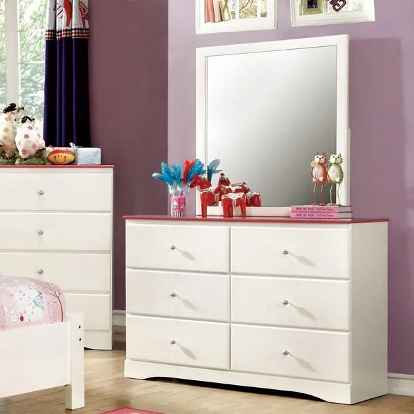White Dresser Set Sale