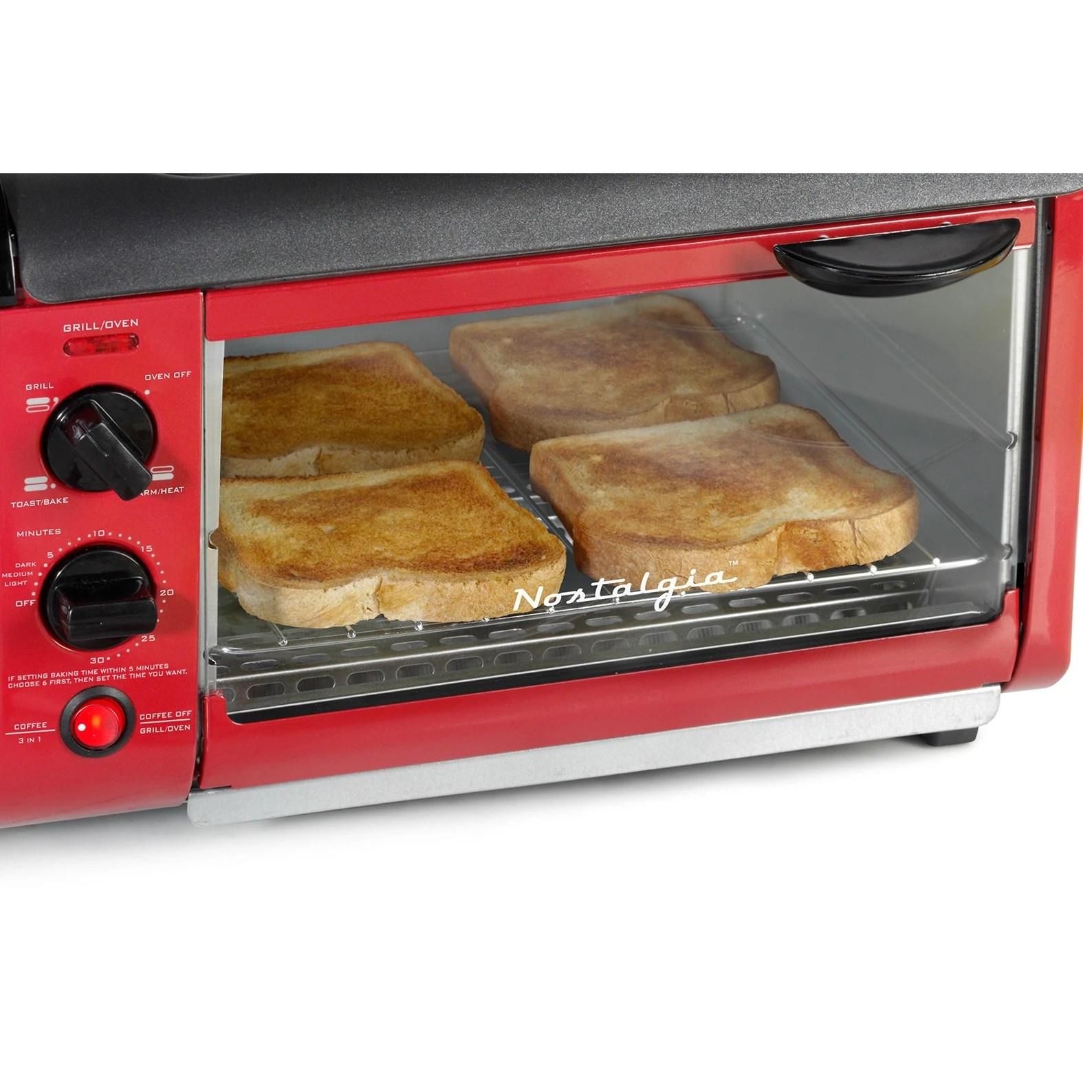 Electrics Nostalgia Oven Series Ft 0 7 Red Retro Microwave Cu