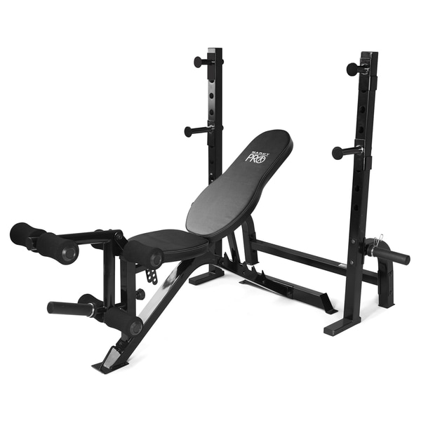 Shop Marcy Olympic Heavy Duty Steel Weight Bench Free