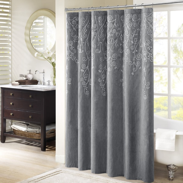 Grey Yellow Bathroom Accessories