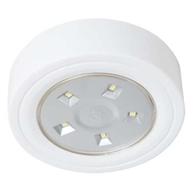 Shop Lavish Home 5 LED Portable Puck and Ceiling Light with Remote     Lavish Home 5 LED Portable Puck and Ceiling Light with Remote Control
