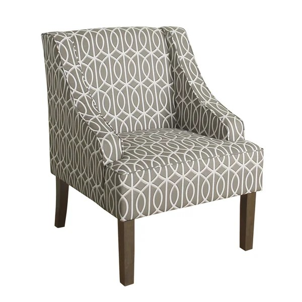 Swoop Arm Accent Chair
