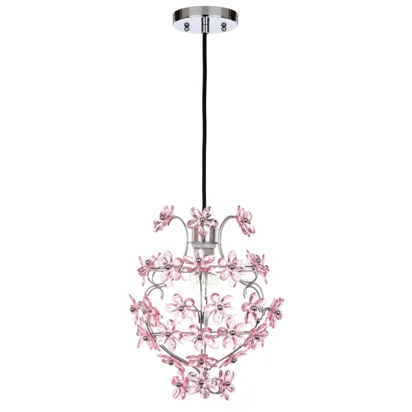 pendant lighting pink # 78