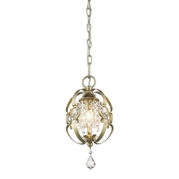 mini pendant light on chain # 21