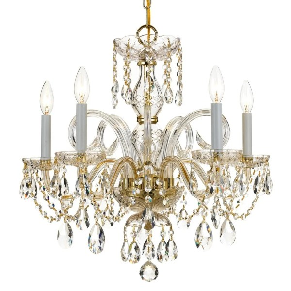 crystal chandelier traditional # 59