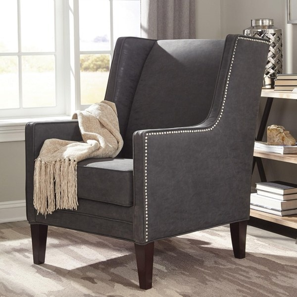Grey Accent Chairs Living Room