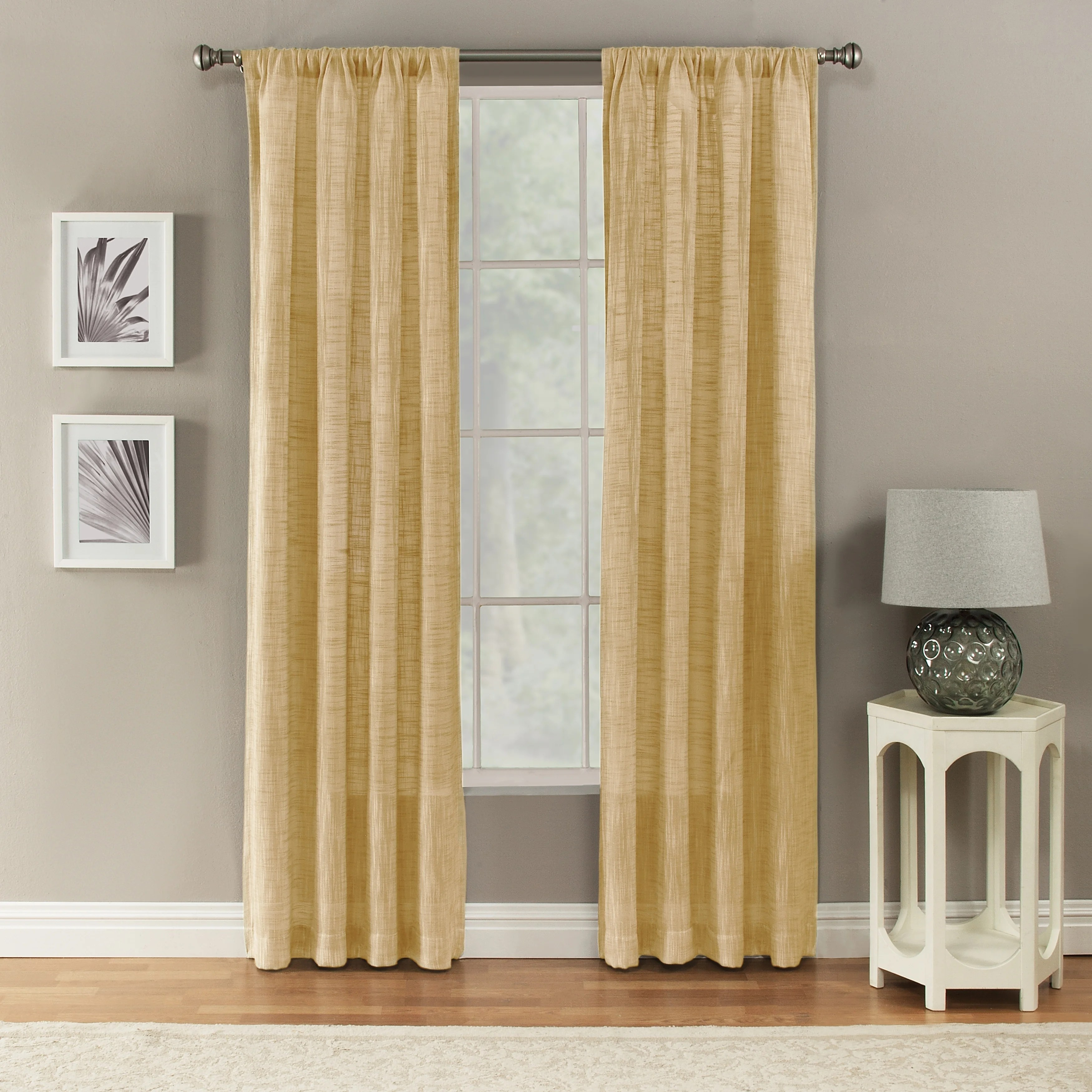 Buy Graphic Print Curtains & Drapes Online at Overstock ...
