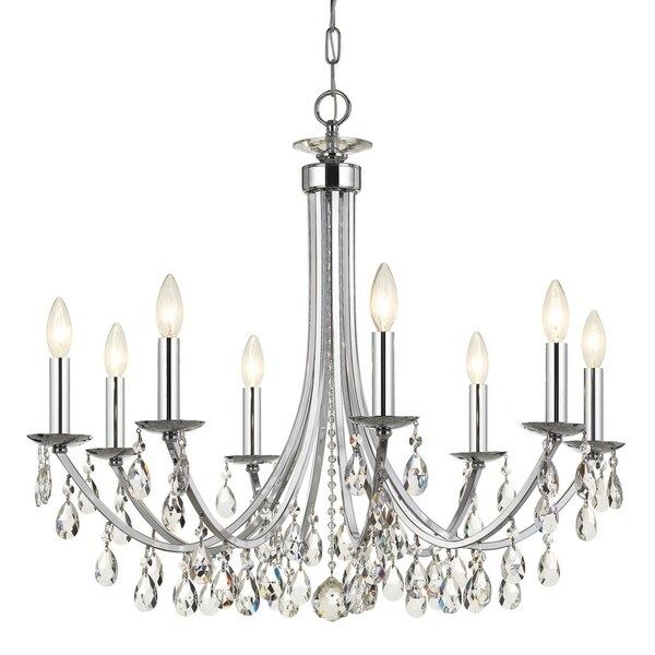 crystal chandelier traditional # 21