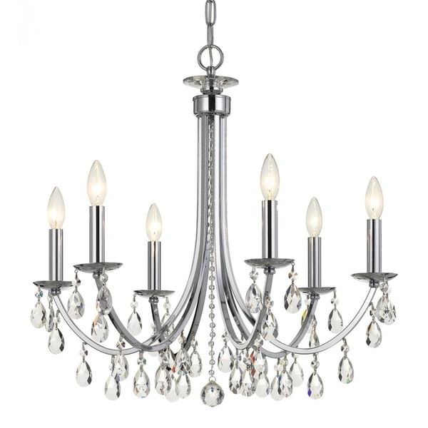 crystal chandelier traditional # 25