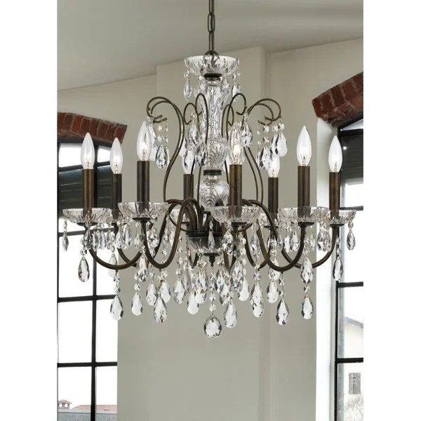 crystal chandelier traditional # 53