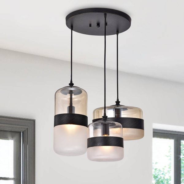 industrial cluster pendant lighting # 41