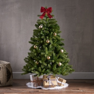 Shop 45 Foot Mixed Spruce Pre Lit String Light Or Unlit - Christopher Knight Patio Furniture