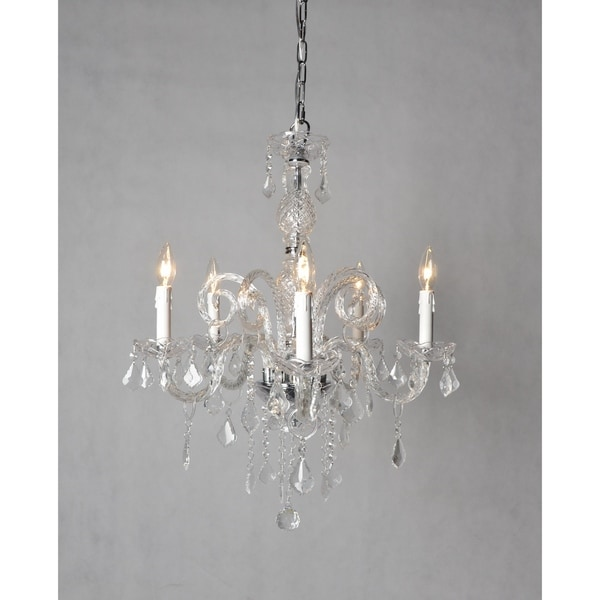 crystal chandelier traditional # 76