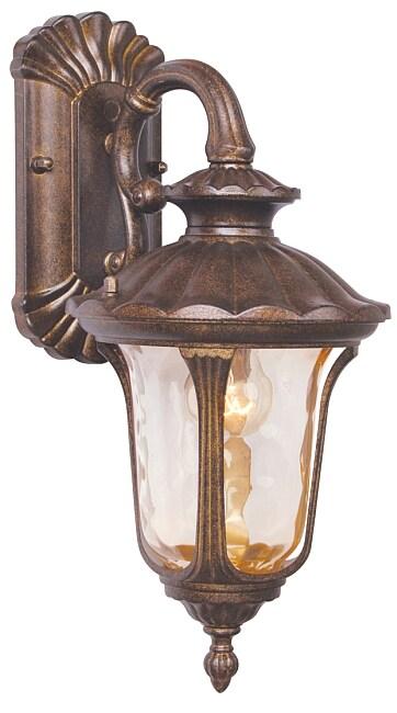 Bronze Mount Light Flush