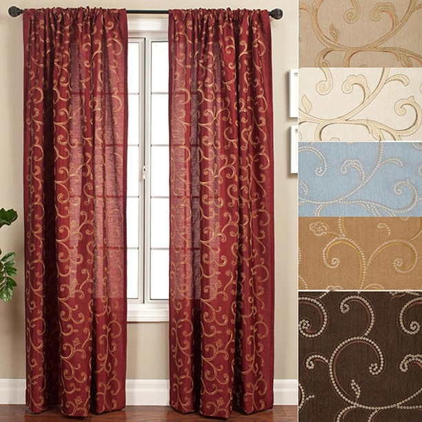 Buy 120 Inches, Graphic Print Curtains & Drapes Online at ...
