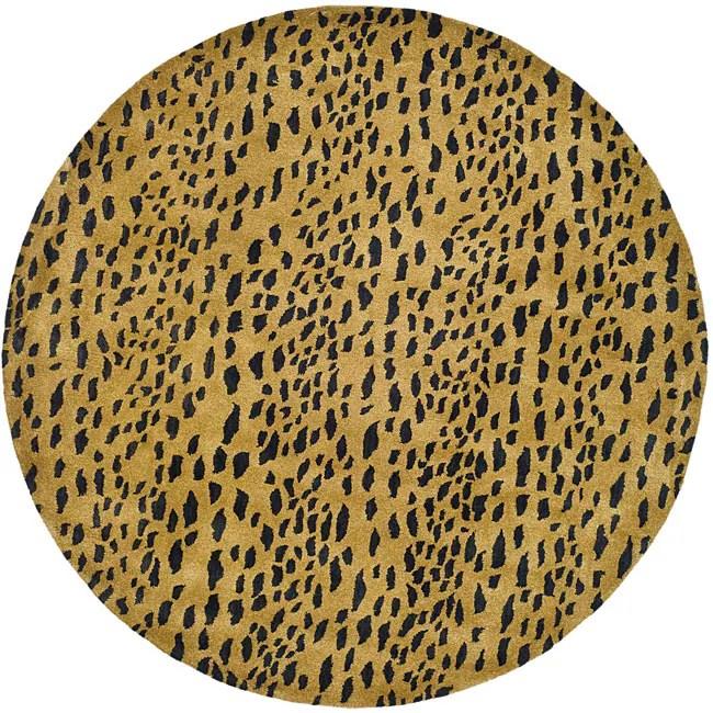 Leopard Print Area Rugs Sale