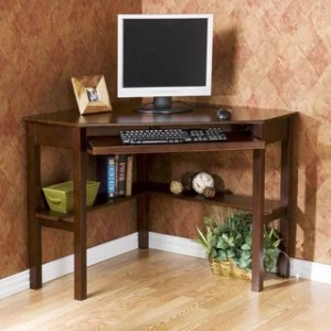 Shop Harper Blvd Corner Computer Desk   Free Shipping Today     Harper Blvd Corner Computer Desk