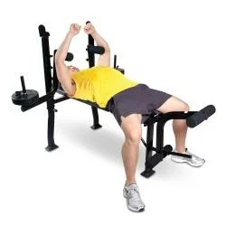 Cap Barbell Beginner S Butterfly Weight Bench 13293957