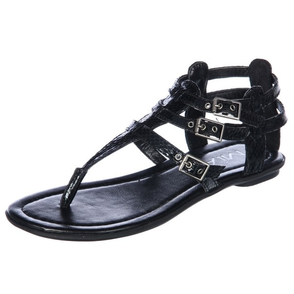 Shop Mia Women S Hyram Gladiator Sandal Free Shipping