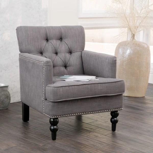 Living Room Club Chairs