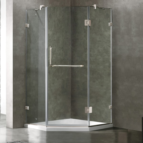 Neo Angle Shower Base