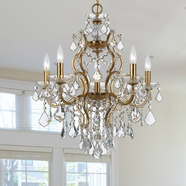crystal chandelier # 2