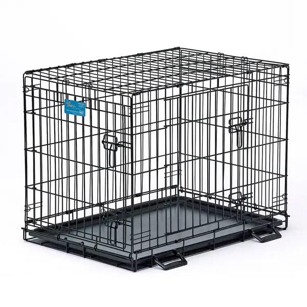 43 Heavy Duty Dog Crate