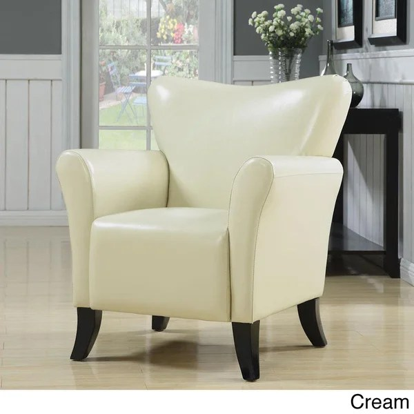 Cream Colored Accent Chairs