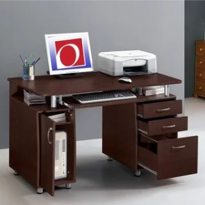 Home Office Furniture   Find Great Furniture Deals Shopping at     Oliver   James Rubens Multifunctional Desk