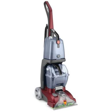 Shop Hoover FH50150 Power Scrub Deluxe Carpet Cleaner   Free     Hoover FH50150 Power Scrub Deluxe Carpet Cleaner