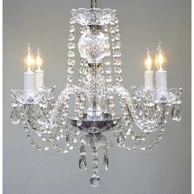 crystal chandeliers # 36