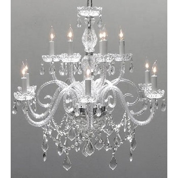crystal chandelier # 22