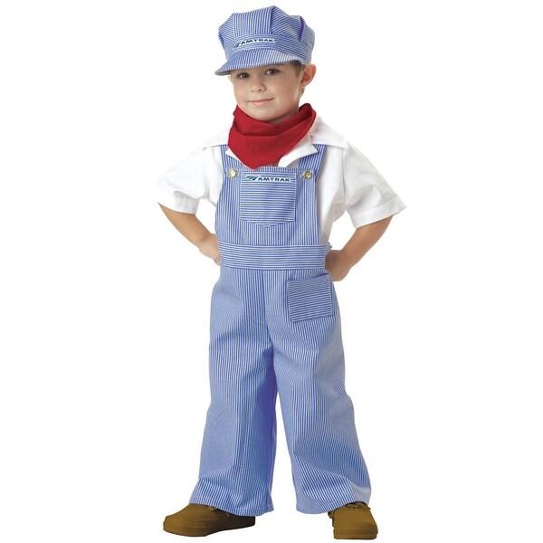 Amtrak Train Engineer Costume