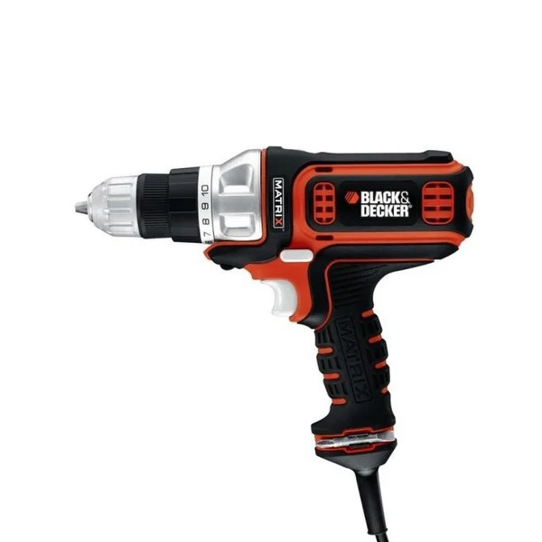 Black 4 Decker Drill 14 Volt