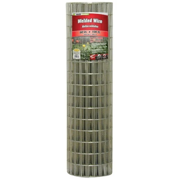 Mesh 100 36 Inch 14 Inch Feet Welded Long Tall 1 Gauge Inch X 1 Wire X Cage