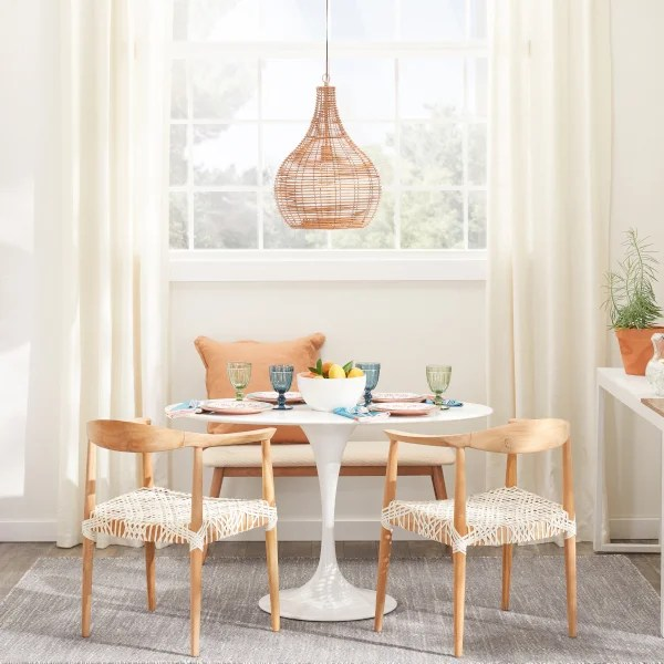 pendant lighting over dining room table # 21