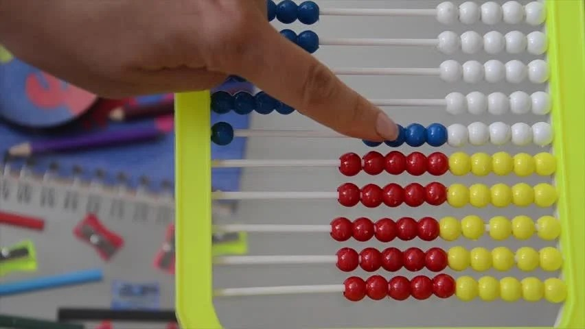 learn simple addition and on abacus - 852×480