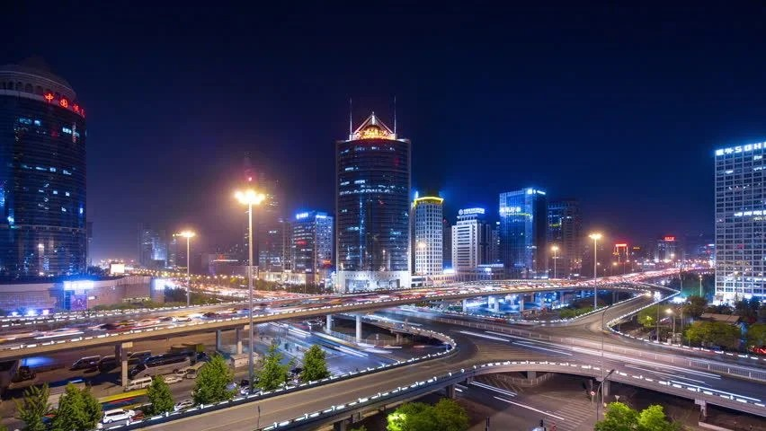 Stock video of time lapse of beijing  x2F time lapse of   10069847     Stock video of time lapse of beijing  x2F time lapse of   10069847    Shutterstock