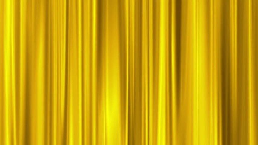 Yellow Curtain Swaying Background Stock Footage Video 100 Royalty Free 1019305057 Shutterstock