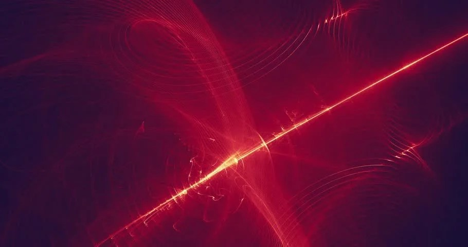 Futuristic Modern Dynamic Background With Stock Footage
