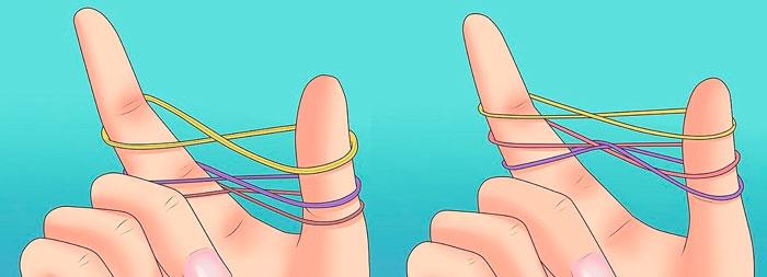 Cách dệt vòng tay từ cao su: hướng dẫn từng bước cho người mới bắt đầu