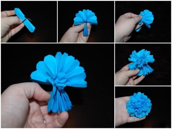 如何从纸张阶段制作气球