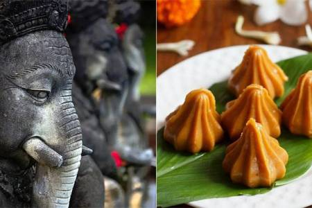 5 foods that Lord Ganesha loves  and you should too   Food   Drink News Picture courtesy  Pinterest flickr com vegrecipesofindia com
