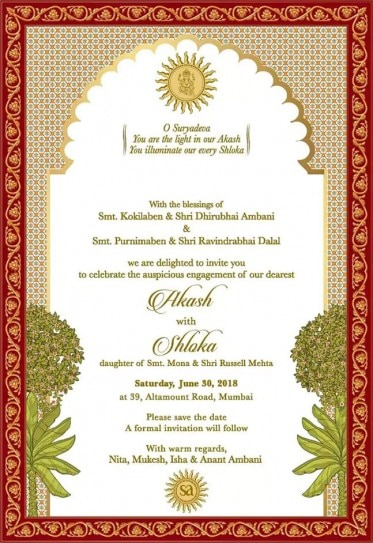 Save Date Cards India
