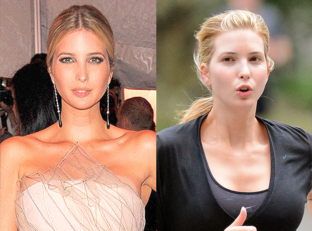 Ivanka Trump from Stars Without Makeup | E! News