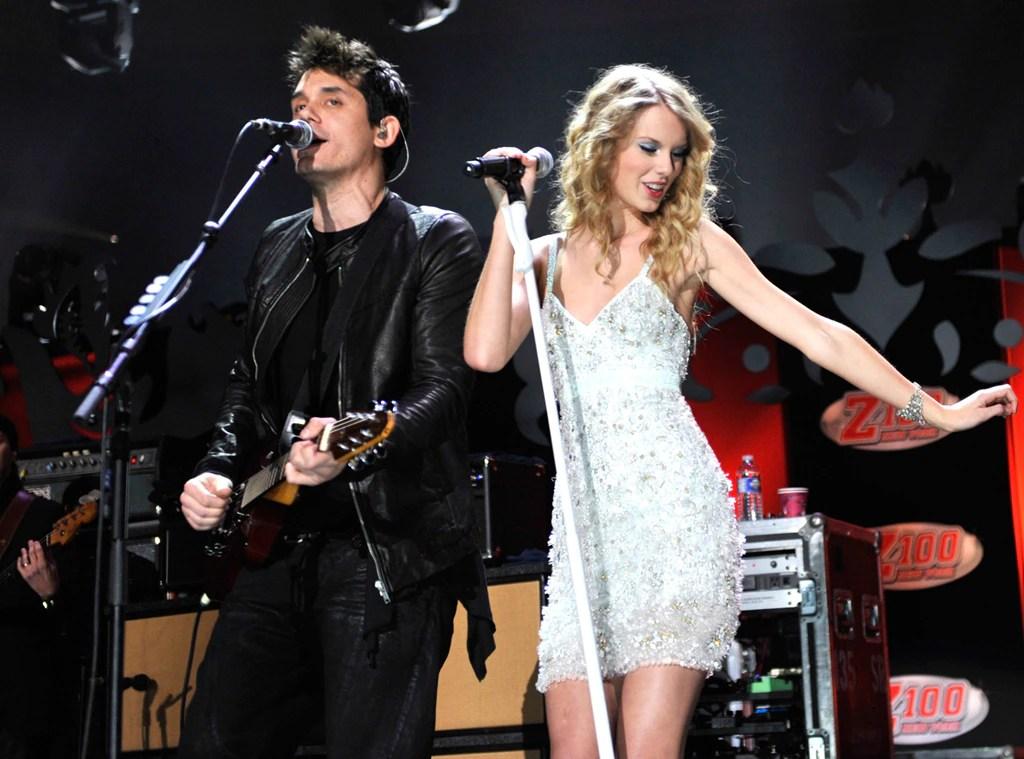 John Mayer Taylor Swift Relationship