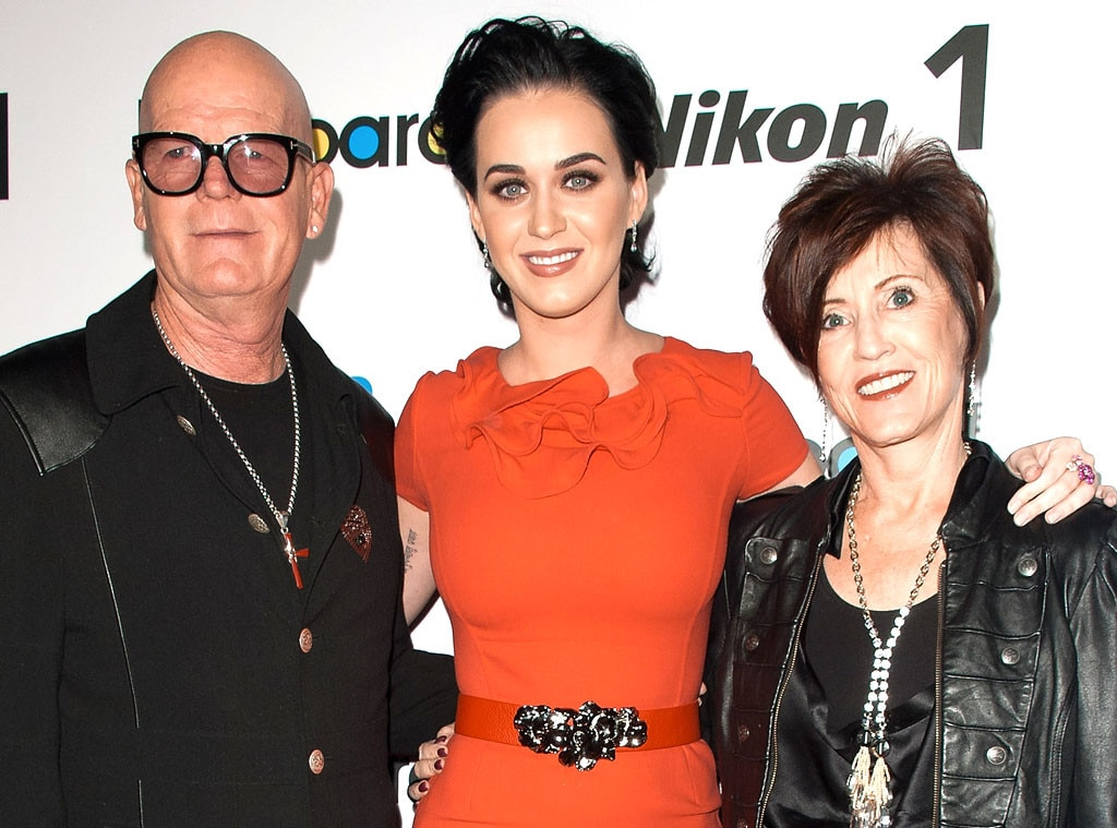 Katy Perry's Father Keith Hudson Pokes Fun at Her Attempt to Ride a Segway at Burning Man 2015 ...