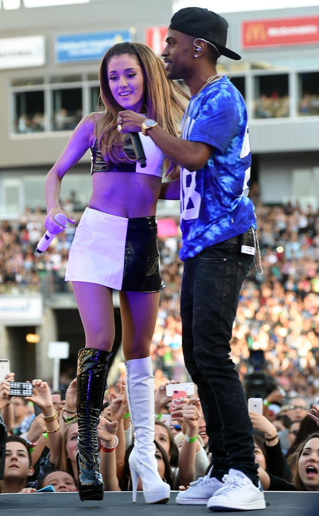 Ariana Grande Dating Rapper Big Sean: New Couple Have Been ...